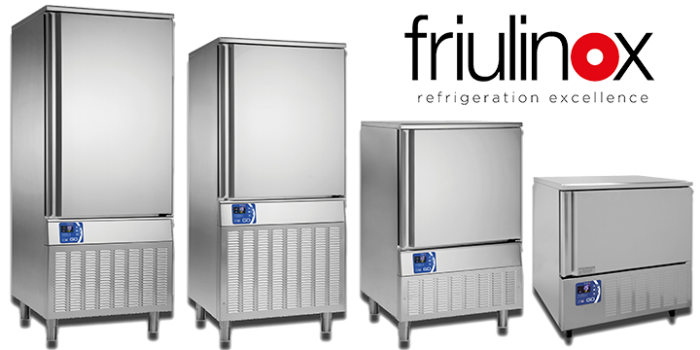 Friulinox Blast Chillers-Freezers
